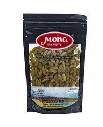 Mona 100 g Green Raisins, Packaging: Plastic Box