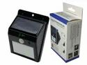 Solar LED Lamp with Motion Sensor