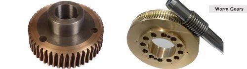Phosphor Bronze Worm Gear