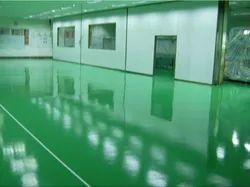 Green Floor Hardener