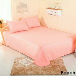 Hospital Bedsheet Peach