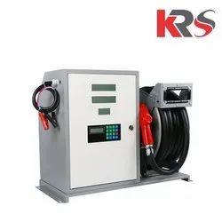 Fuel Dispenser with Hose Reel & Printer