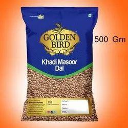 500 Gm Golden Bird Khadi Masoor Dal