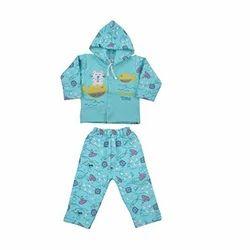 Baby Hoodie Pyjama Set