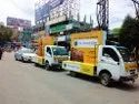Mobile Van Advertising Branding Services