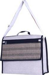 laptop jute bag