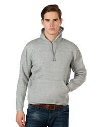 Large And Small Men's Long Sleeve Hooded T Shirt