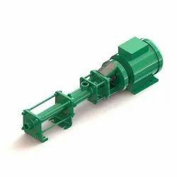 Horizontal Helical screw Rotor Pump