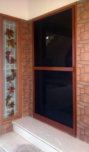 Mosquito Net Door, Shape: Rectangular, Packaging Type: Roll