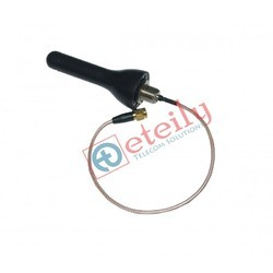 Gsm 3Dbi Screw Mount Antenna Rg-316, Sma Male Connector