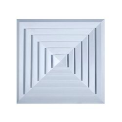 Multi Cone Ceiling Diffuser