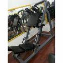 Ms Leg Press Hack Squat Machine, For Gym