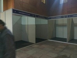 Octonorm Stalls For Exhibition