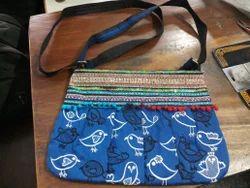 PP Exim Cotton Designer Bag