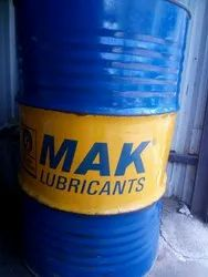 Light Vehicle Mak Hydrol AW 68 Lubricating Oil for Automobile, Packaging Size: 26,210 Liter