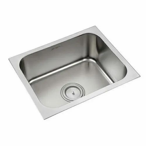 Stainless Steel Glossy 112A Anupam Kitchen Sinks