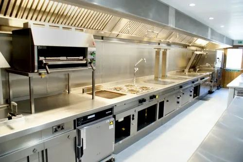 commercial kitchen designers, 3d interior design available: yes   id