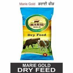 Marie Gold Dry Feed