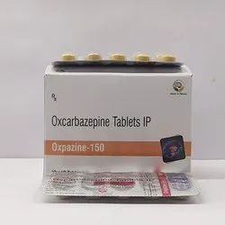 Oxcarbazepine Tablets IP 150 Mg