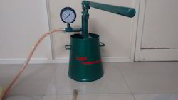 Hand Operated Hydro Pressure Test Pump