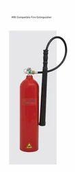 MRI Compatible Fire Extinguisher