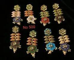 Wedding Flower earring
