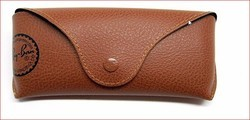 Verceys Brown Leather Style Medium Case Cover