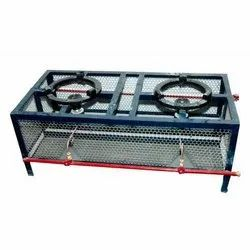 Stainless Steel Gas Stove, For Home, Hotel etc