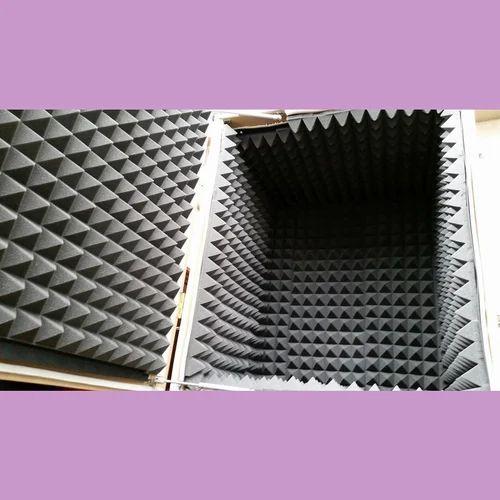 Sound Absorption Polyurethane Foam - DG Set Canopy PU Foam