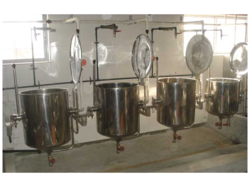 Kitchen Steam Boiler