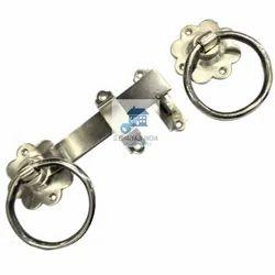 Cranked Ring Gate Latch