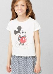 Kids Rounded Neck T-Shirt