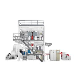 Non Woven Material Bag  Making Machine