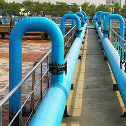 Industrial Wastewater Effluent Treatment Plant