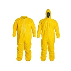 SISS Polyester Cotton Polycoat QC Chemical Coverall