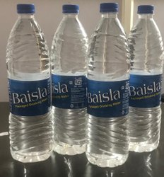 BAISLA Transparent PACKAGED DRINKING WATER, Packaging Size: 12, Packaging Type: Cartoons