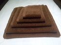 Coffee Color Towels, Weight: 250-350 Gsm
