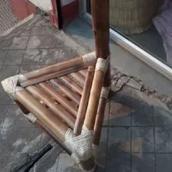 Ethica 33'' X 19'' X 15'' Bamboo Chair