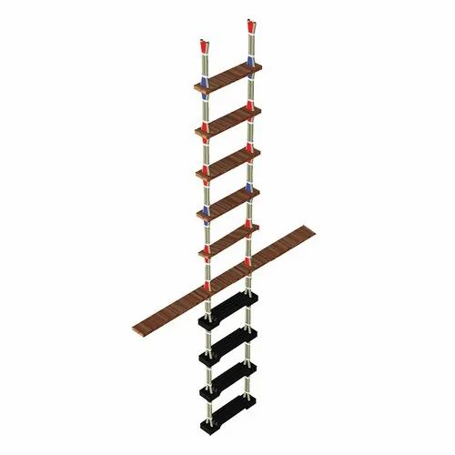 Aluminium Safety Ladders - FRP Self Support Ladder Manufacturer from