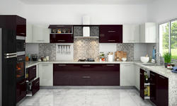 U-Shape Kitchen