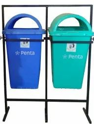 Penta Bin With Stand