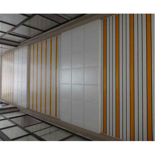 Interior Metal Wall Cladding