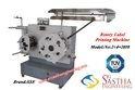 Rotary Label Printing Machine