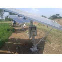 Solar Single Phase Pump Controller