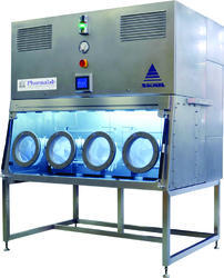 Pharmalab India Pvt. Ltd. Fully Automatic Sterility Testing Isolator