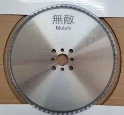 Muteki' Japan Carbide Tip Circular Saw Blades for metal cutting