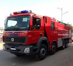 WATER BOWSER FIRE TENDER