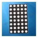 1.2 Inch 5x8 Dot Matrix Display