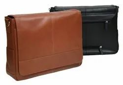 Leather Conference Laptop Bag