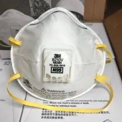 3M Particulate Respirator 8210V N95 Face Mask